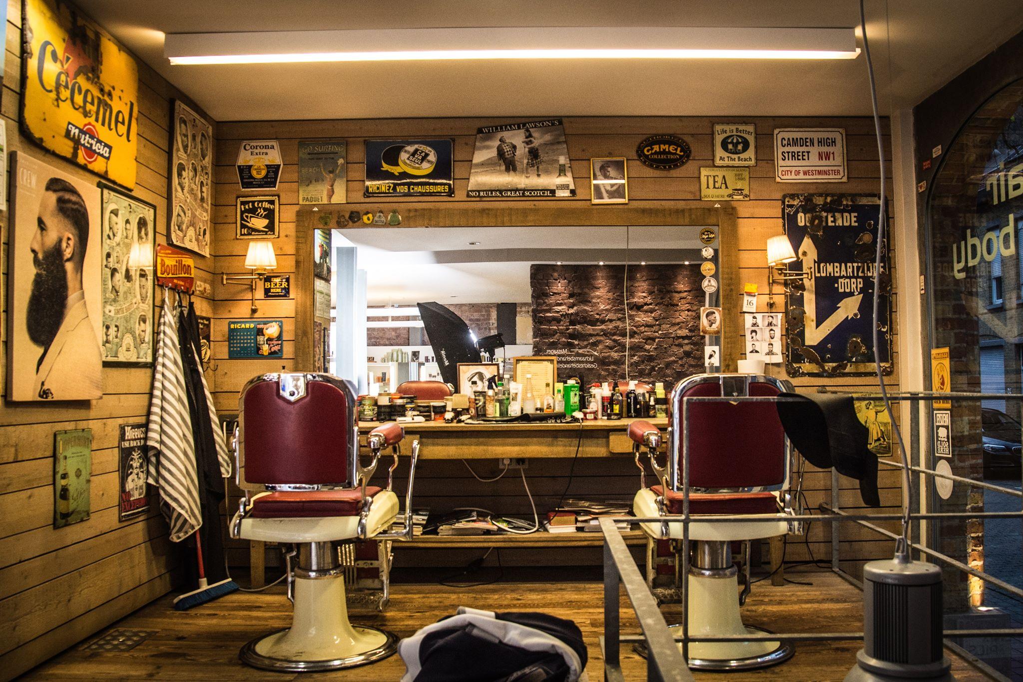 Barbier - herenkapper Nieuwpoort Huis van de Kapper